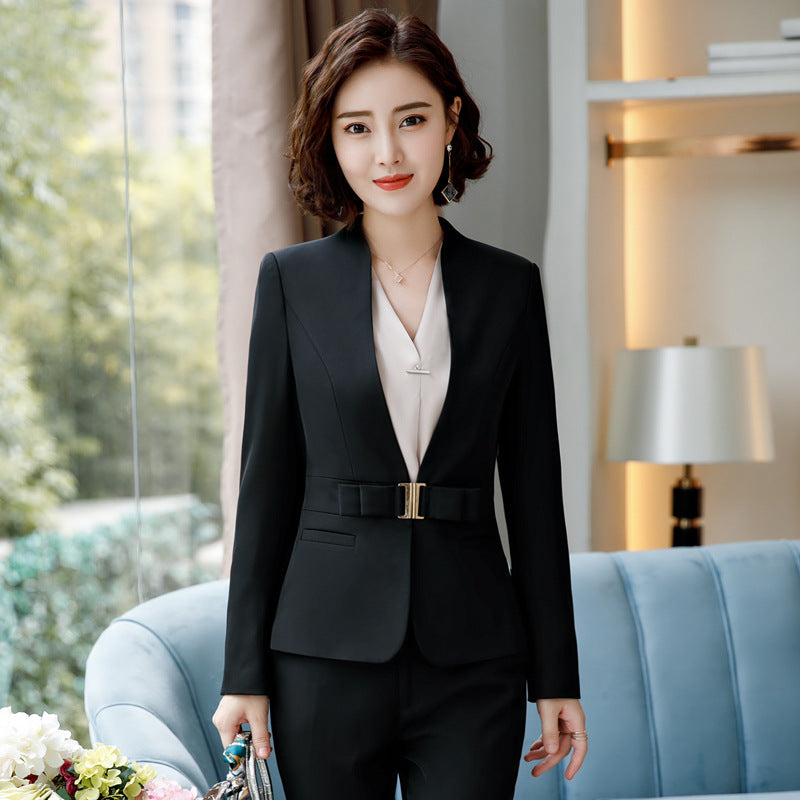 Formal Office Dress Set for Womens Blazers Creationsg
