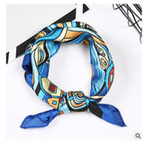 creationsg - Square silk Feel Satin Scarf