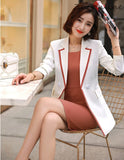 Ladies Office Work Wear Blazers with Jackets and Dress Formal OL Styles Creationsg