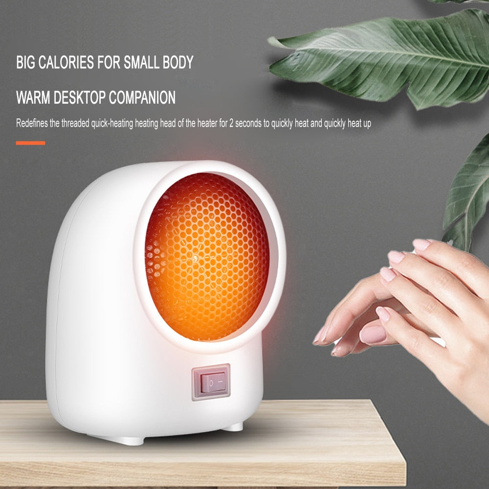 Portable Electric Heater Heating Handy Personal heater For Home Office Creationsg