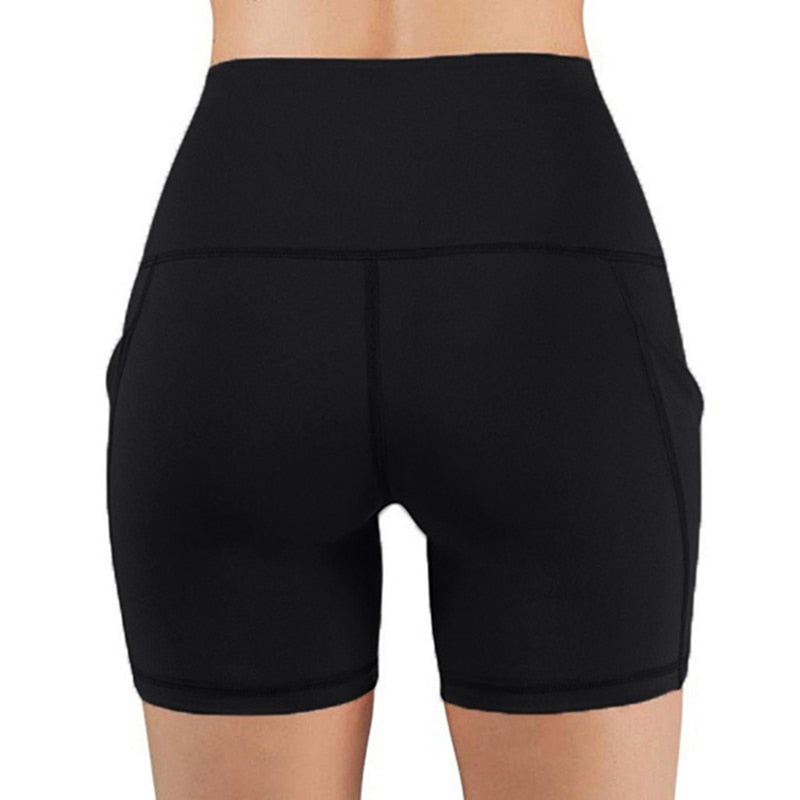 Women Gym Yoga Shorts Active Wear Fitness Sport Shorts Tight Short Workout Leggings Creationsg