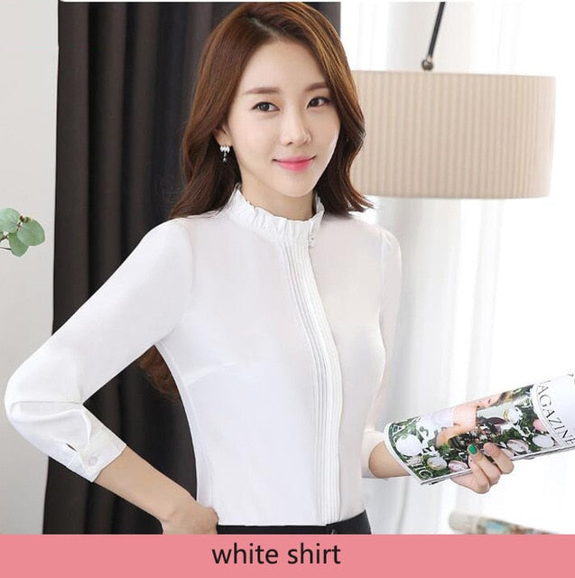 creationsg - Women business suits long sleeve fashion elegant office ladies suit