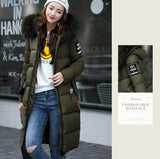 2019 fashion solid zipper winter jacket coat Creationsg