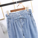 High Waist Jeans Women Loose Vintage Jeans Creationsg