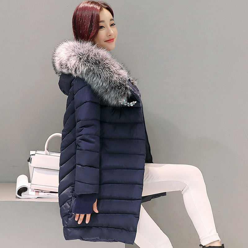 creationsg - 2017 Winter Fashion Cotton Coat