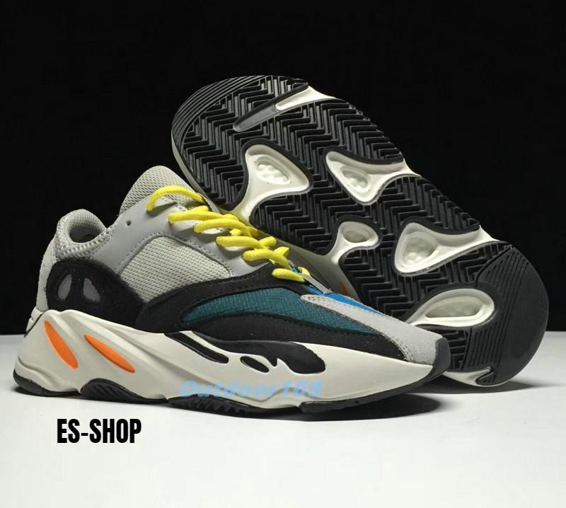 online store af3eb c663b SS-19 Adidas Yeezy Wave Runner Boost 700