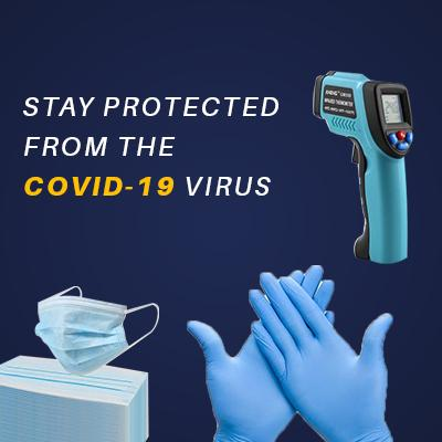 COVID 19 Safety Products