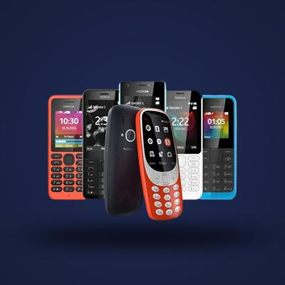 Feature Phones