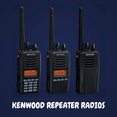 Kenwood Repeater Radios