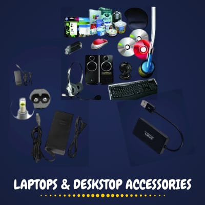 Laptops and Desktop Accessories