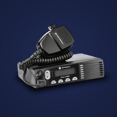 Motorola Base Station Radios