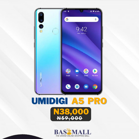Umidigi A5 Pro Specification and Price in Nigeria