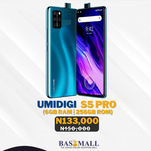 Umidigi S5 pro Specifications & Price in Nigeria