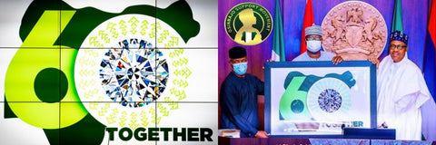 Awesome facts about the Nigeria at 60 Logo
