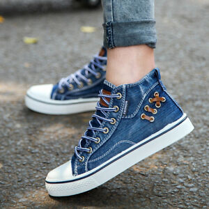 Denim Sneakers