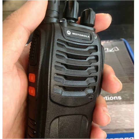 Motorola GP366 Portable Professional Walkie Talkie