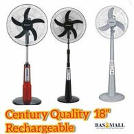 Century Rechargeable Fan ( 18inches )