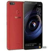 Tecno Camon X Pro - Dual Sim - 64GB ROM - 4GB RAM - 4G LTE - Face Id Fingerprint - Red, Android Phones, Bas Mall, Bas Mall, [variant_title]