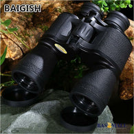 Russian Binoculars Baigish 20x50 Hd Powerful Military Binocular High Times Zoom Telescope Lll Night Vision For Hunting Camping - Bas Mall Nigeria