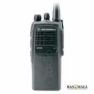 Motorola Two Way Walkie Talkie - GP340, wa;kie talkie radios, Bas Mall, Bas Mall, [variant_title]