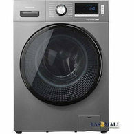 Hisense 10KG Wash / 7KG Dry Titanium Grey Washing Machine