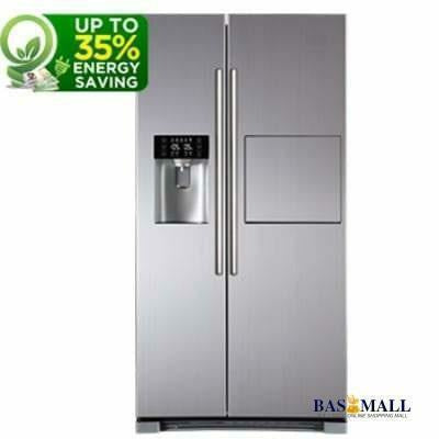 Haier Thermocool Refrigerator - Dispenser + Minibar - Luxury Hrf-628if6s, Home Appliances, Bas Mall, Bas Mall, [variant_title]
