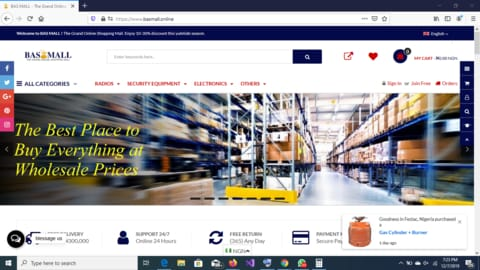 Top 10 Ecommerce Websites For Online Shopping In Nigeria