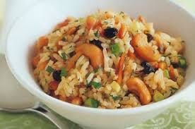 Mixed Nut Rice