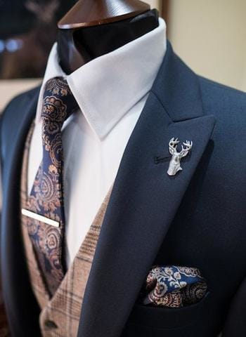 7 Simple Fashion Rules for Wearing a Suit in 2020