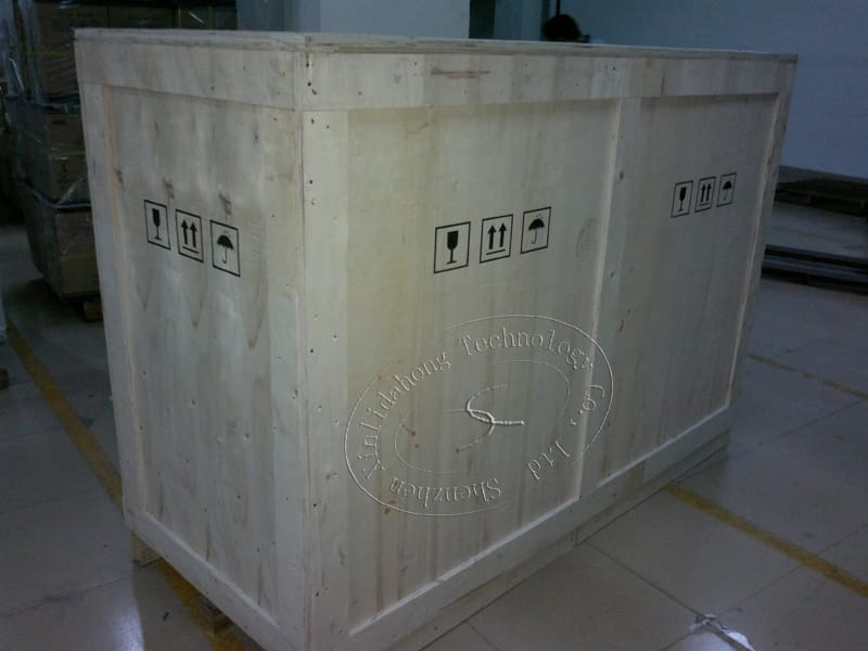 80~160 kv x-ray baggage scanner machines use for airport, station, subway