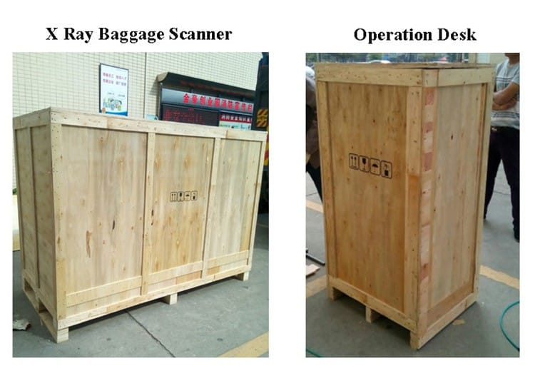 Safeagle x ray baggage scanner 5030A X-Ray Scanners / screeners machine prices
