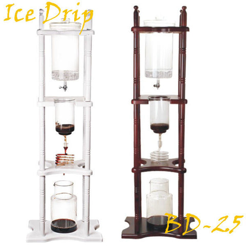 8 Cup Dutch cold drip coffee tower