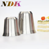 Stainless steel espresso coffee cup