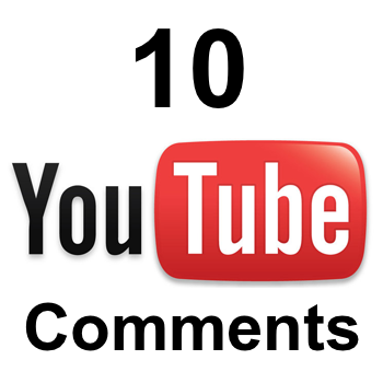 10 YouTube comments