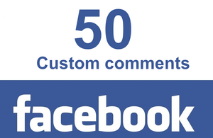 50 Facebook comments