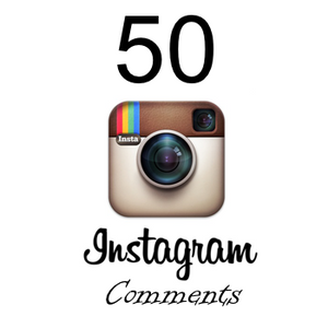 50 Instagram comments