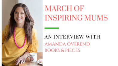 March of Inspiring Mums - Amanda Overend