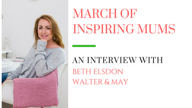 March of Inspiring Mums - Beth Elsdon