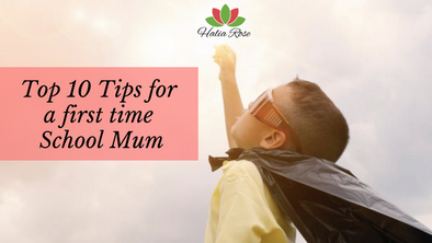 Top 10 Tips for first time School Mamas
