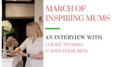 March of Inspiring Mums - Louise Thomas