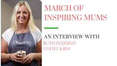 March of Inspiring Mums - Ruth Oldfield