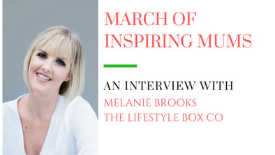 March of Inspiring Mums - Melanie Brooks
