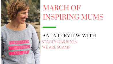 March of Inspiring Mums - Stacey Harrison