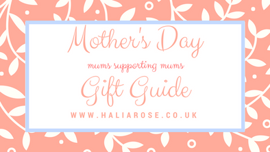 Mother's Day Gift Guide - beautiful gift ideas from independent British brands