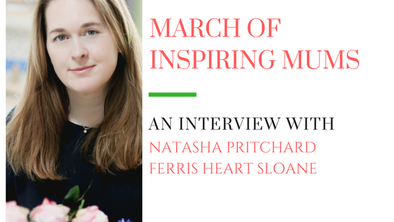 March of Inspiring Mums - Natasha Pritchard