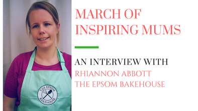 March of Inspiring Mums - Rhiannon Abbott