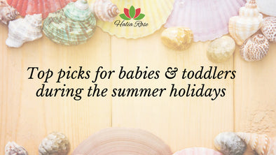Schools Out! Top picks for babies & toddlers during the summer holidays