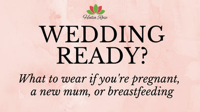 What to wear for a wedding if you're pregnant or breastfeeding (Royal weddings or otherwise!)