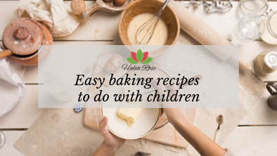 Easy baking recipes to do with children