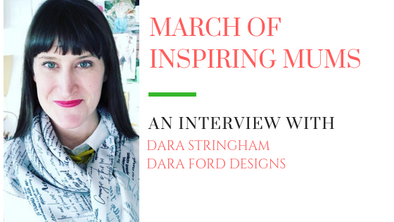 March of Inspiring Mums - Dara Stringham